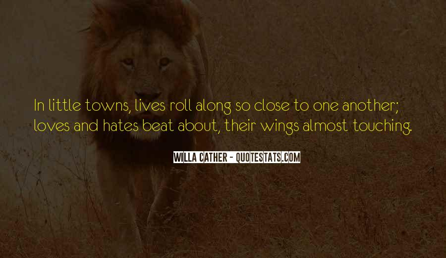 Willa Cather Quotes #9800