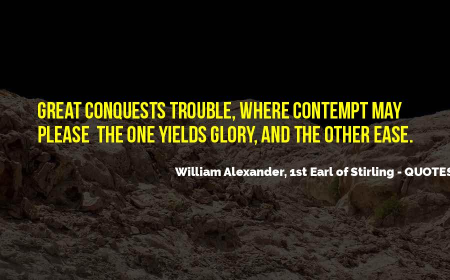 William Alexander, 1st Earl Of Stirling Quotes #1274912