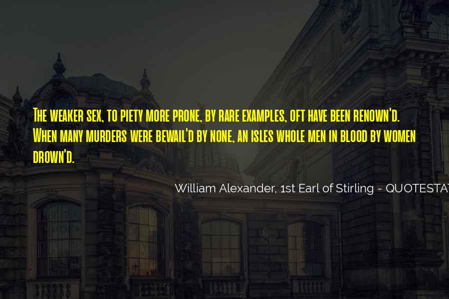 William Alexander, 1st Earl Of Stirling Quotes #1481580