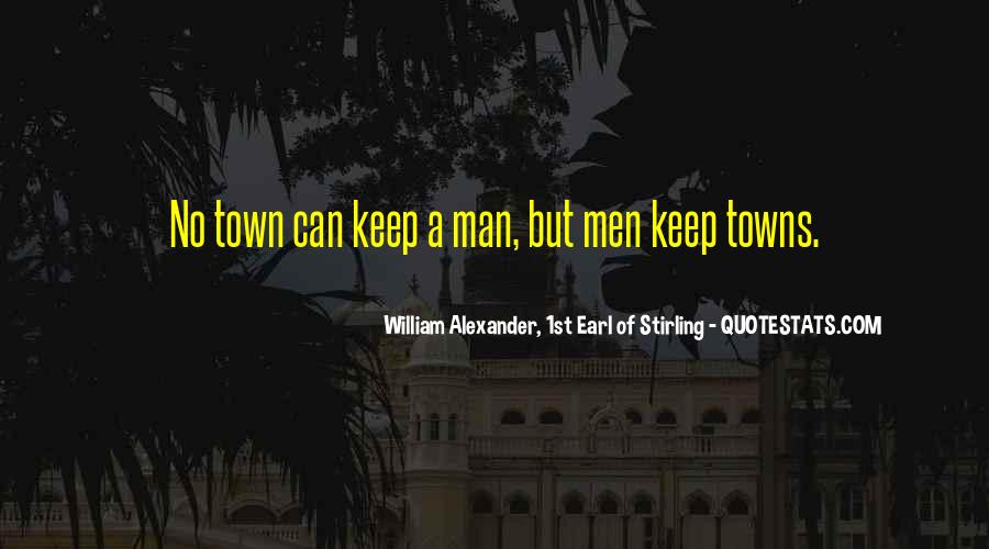 William Alexander, 1st Earl Of Stirling Quotes #1709704