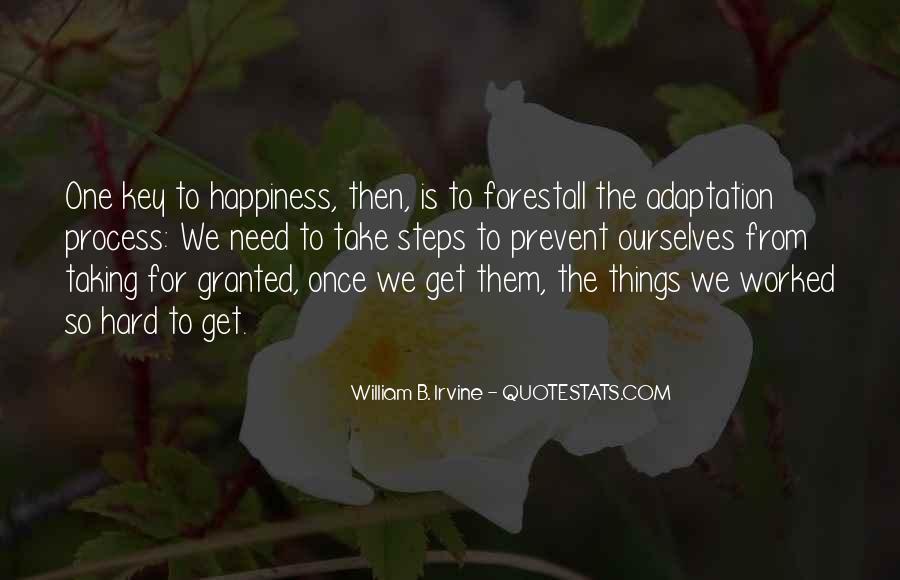 William B. Irvine Quotes #1177966