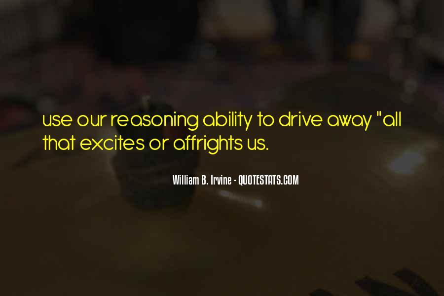 William B. Irvine Quotes #327943