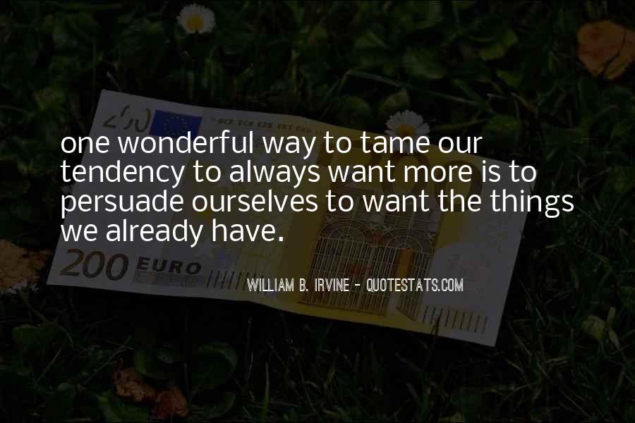 William B. Irvine Quotes #683314