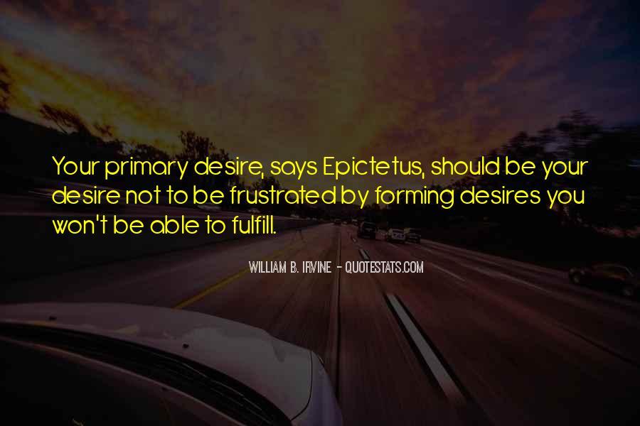 William B. Irvine Quotes #801235