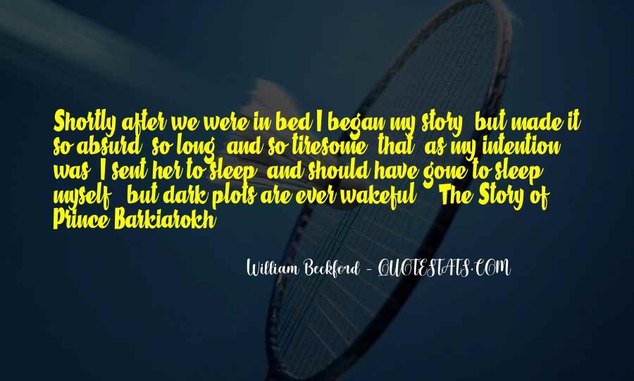 William Beckford Quotes #1136283