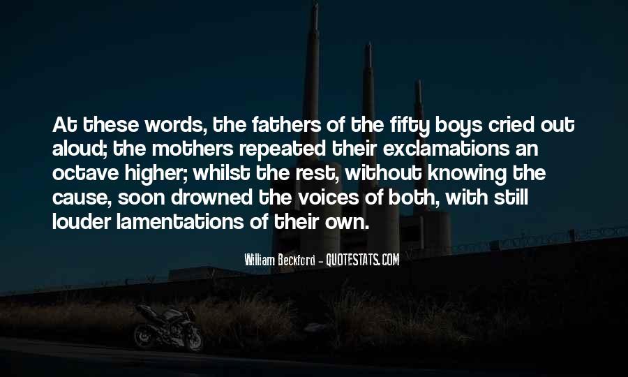 William Beckford Quotes #1516216