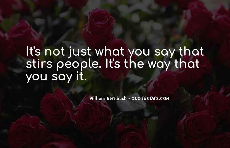 William Bernbach Quotes #1070581