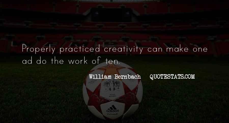 William Bernbach Quotes #1203511