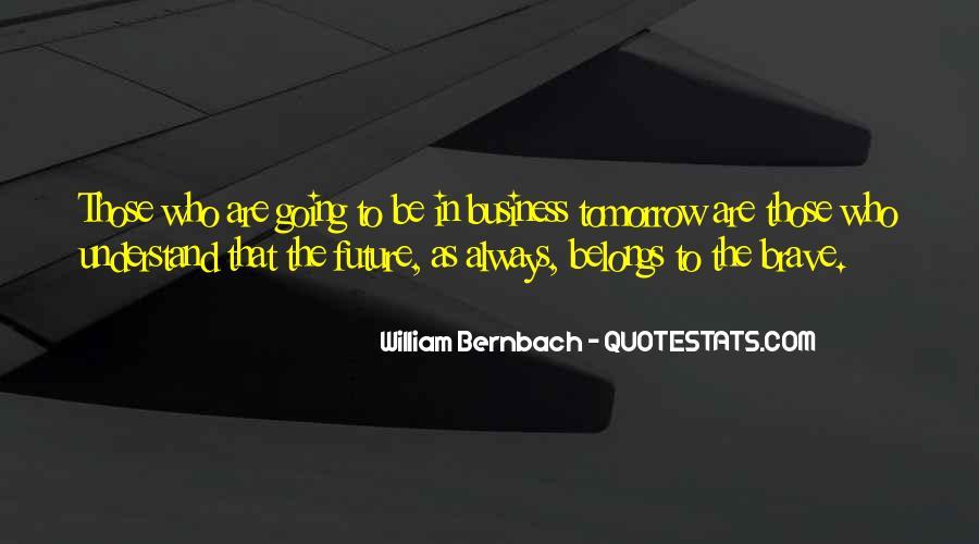 William Bernbach Quotes #1819674