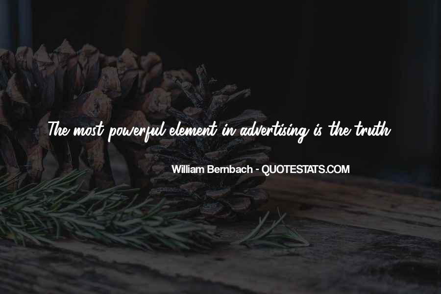 William Bernbach Quotes #80791
