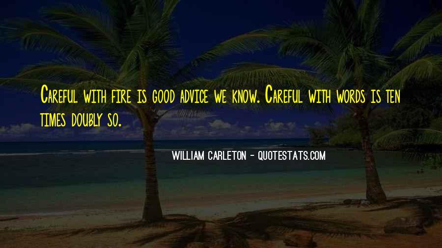 William Carleton Quotes #1720414