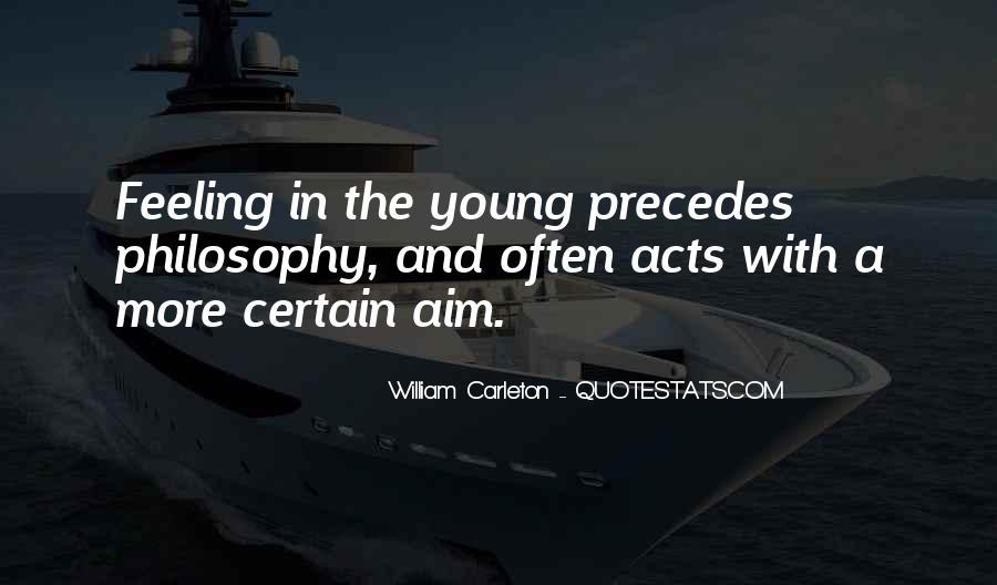 William Carleton Quotes #453573