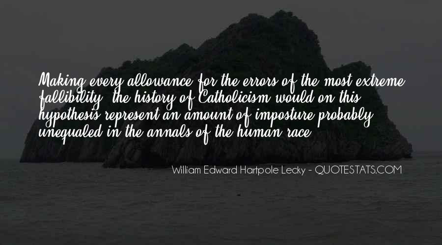 William Edward Hartpole Lecky Quotes #1049091