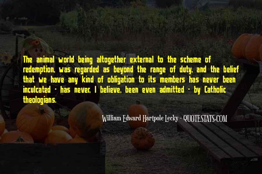 William Edward Hartpole Lecky Quotes #1306462