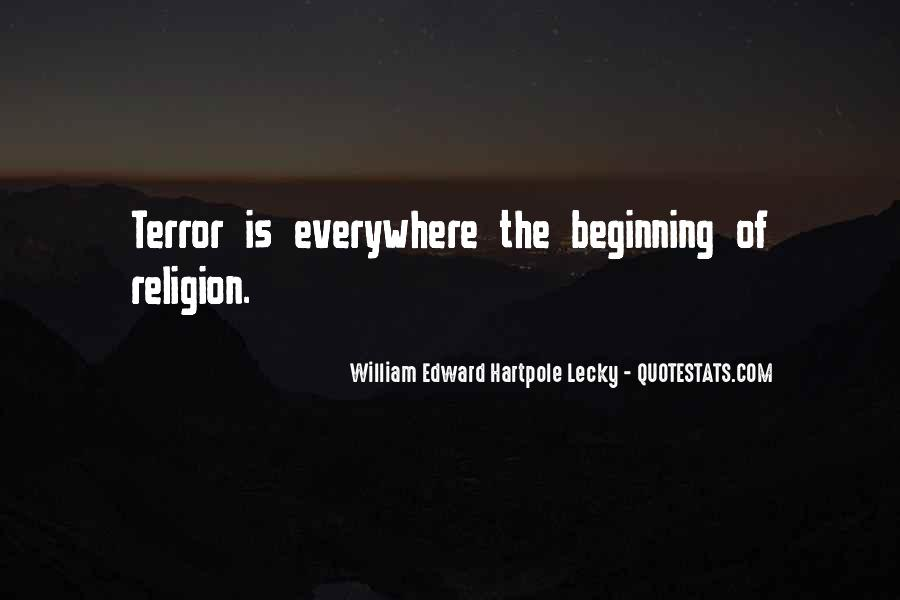 William Edward Hartpole Lecky Quotes #1534527