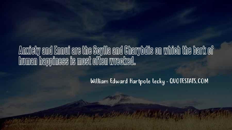 William Edward Hartpole Lecky Quotes #1600529