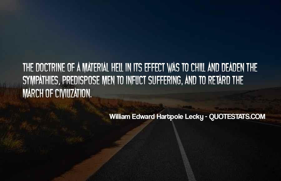 William Edward Hartpole Lecky Quotes #1732635