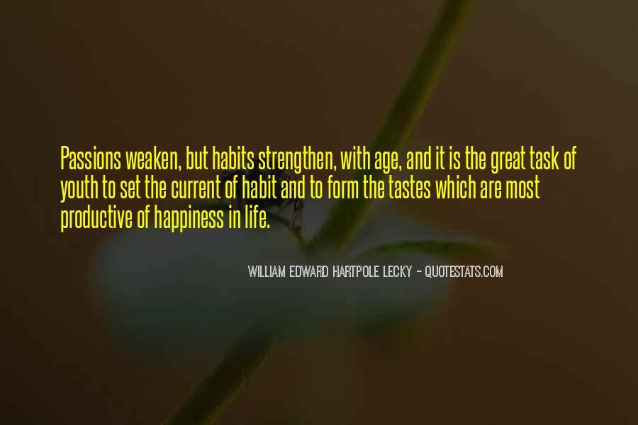 William Edward Hartpole Lecky Quotes #287882