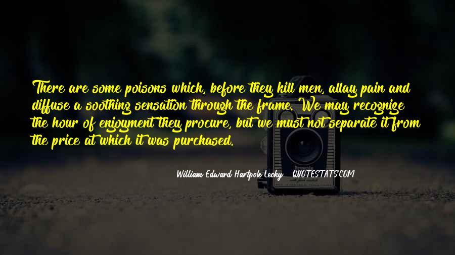 William Edward Hartpole Lecky Quotes #611060