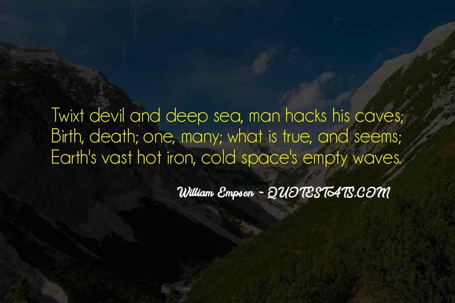 William Empson Quotes #1820236