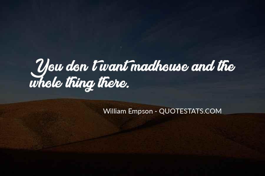 William Empson Quotes #542389