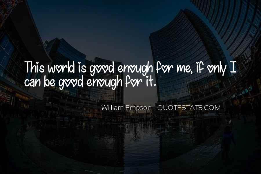 William Empson Quotes #947641
