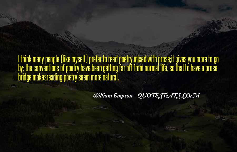 William Empson Quotes #993774