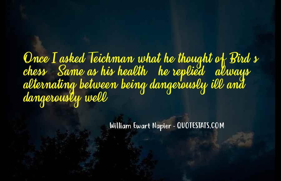 William Ewart Napier Quotes #323895