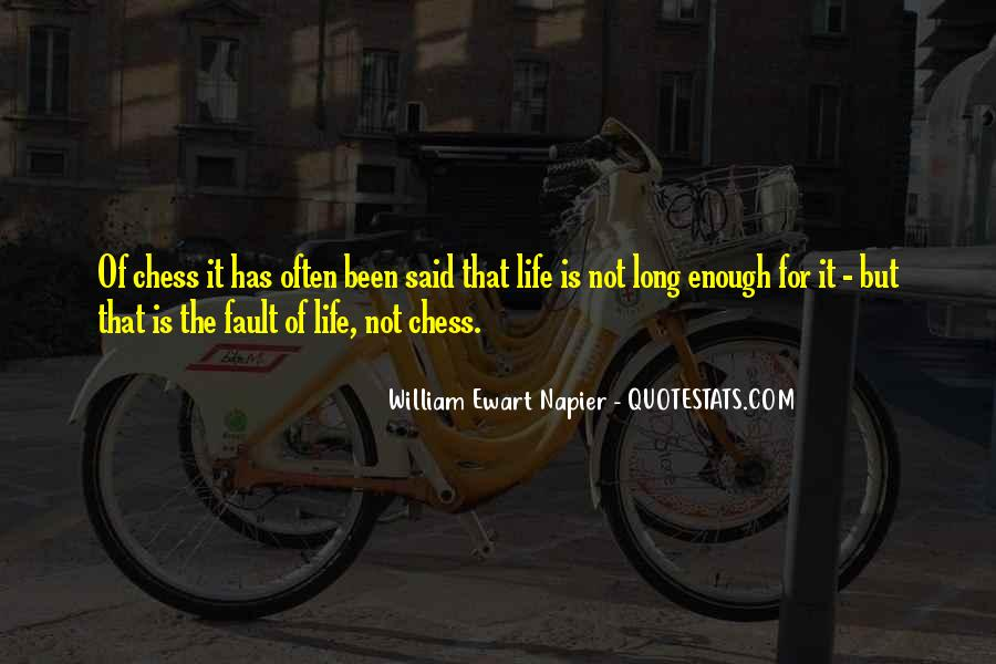 William Ewart Napier Quotes #560679