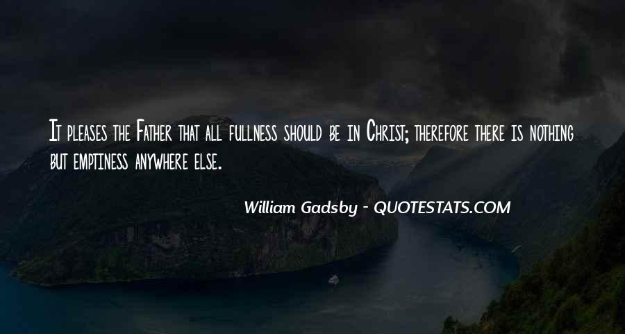 William Gadsby Quotes #1561100