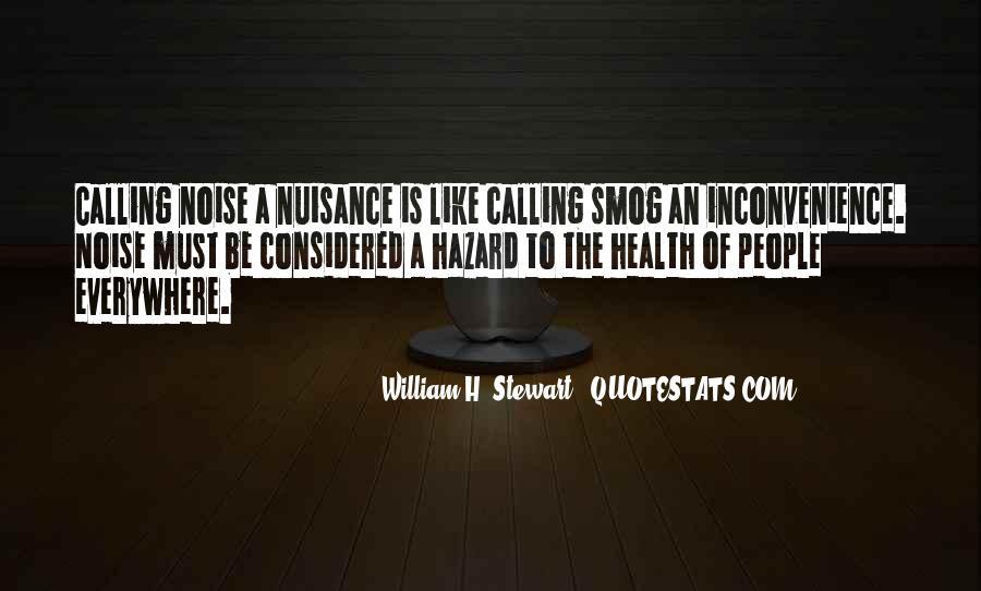 William H. Stewart Quotes #420692