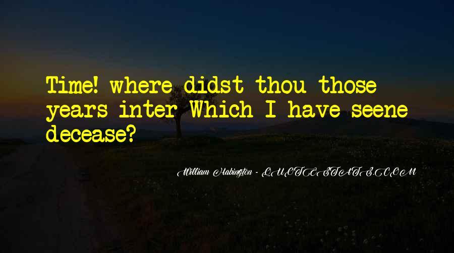 William Habington Quotes #1202006