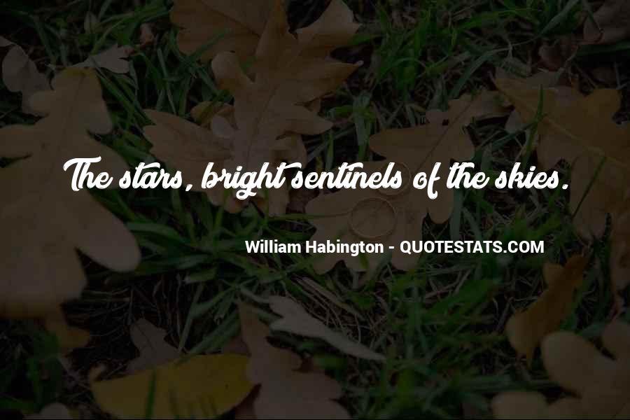 William Habington Quotes #305235