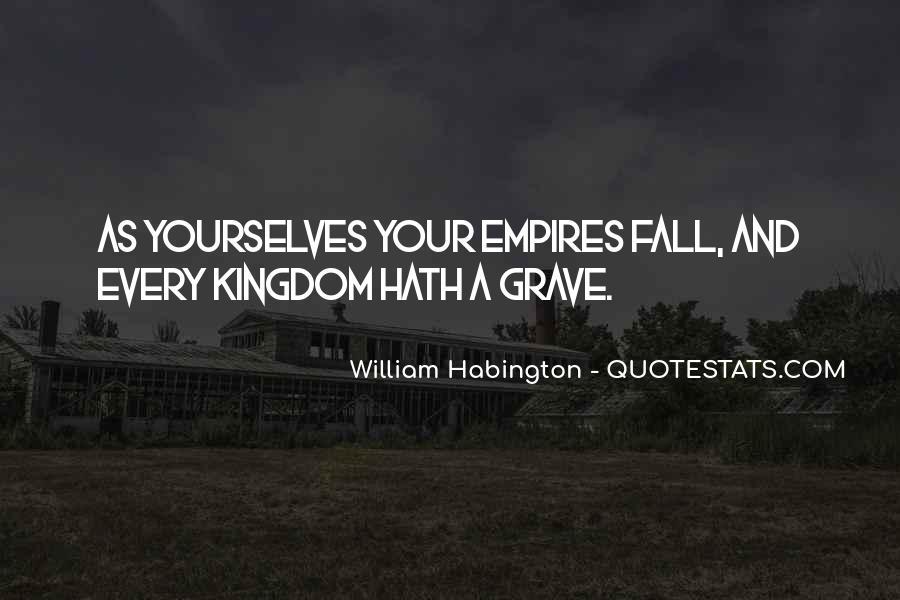 William Habington Quotes #846283