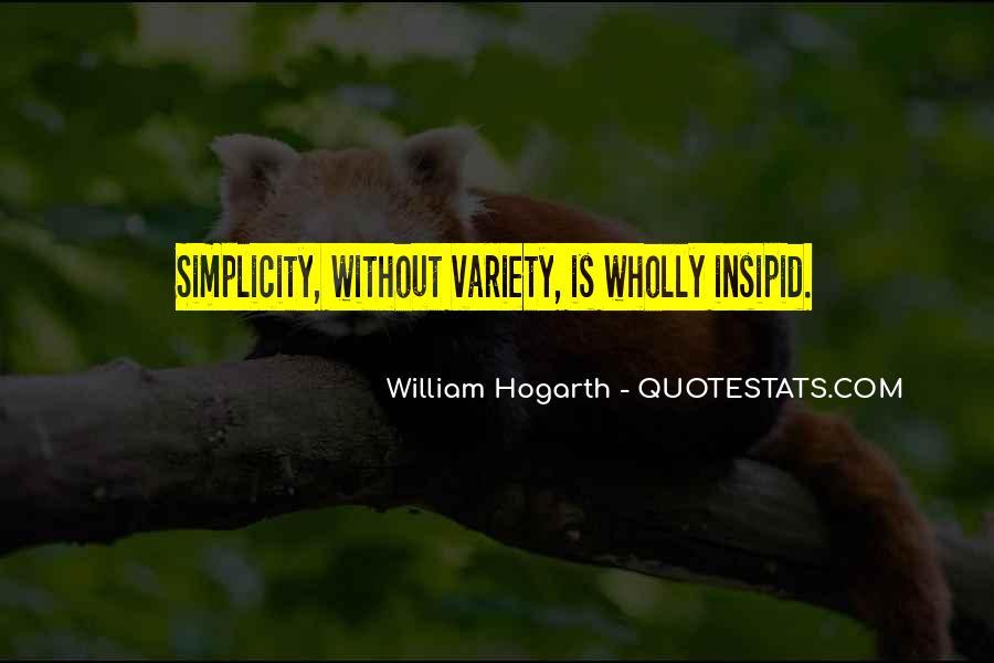 William Hogarth Quotes #1129947