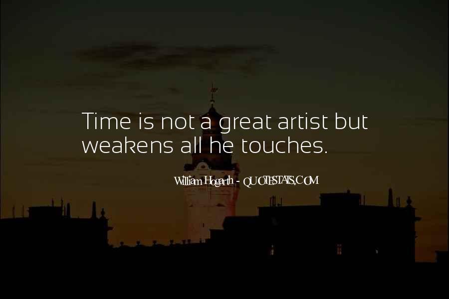 William Hogarth Quotes #223538