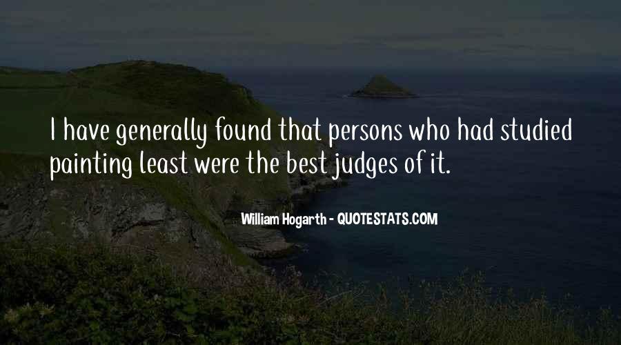 William Hogarth Quotes #243448