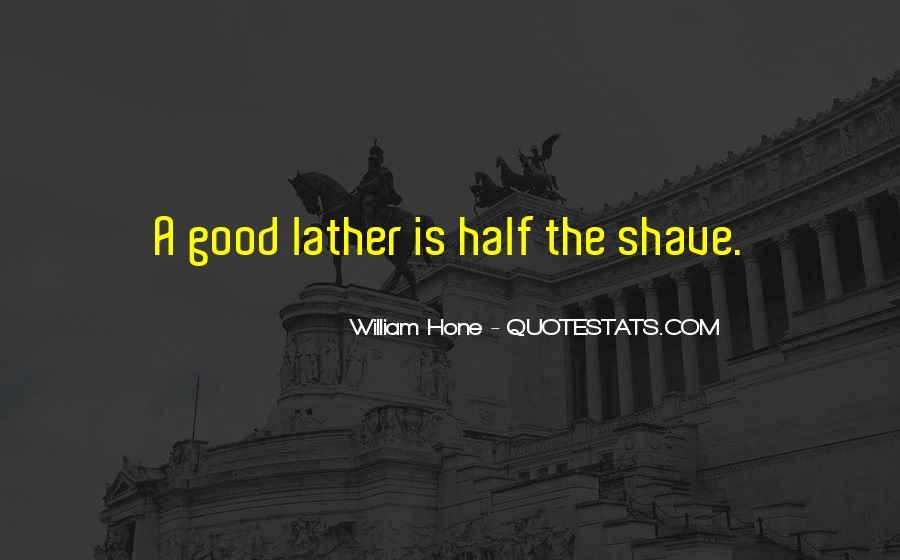 William Hone Quotes #14869