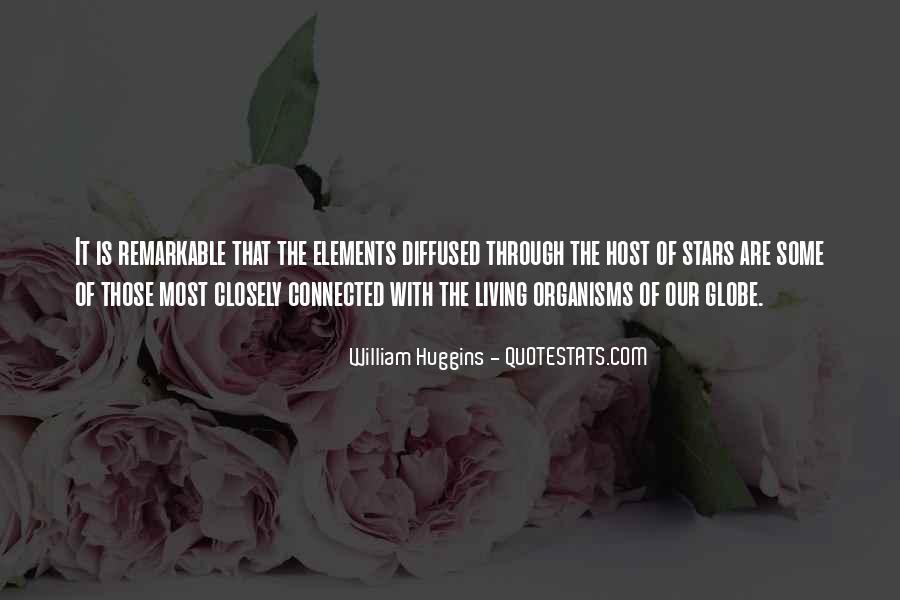 William Huggins Quotes #1854663