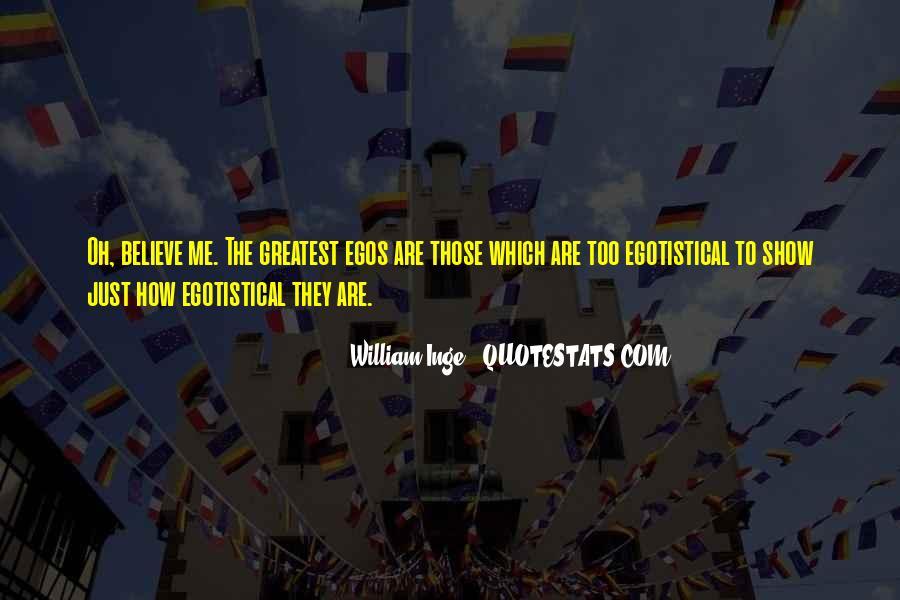 William Inge Quotes #458580