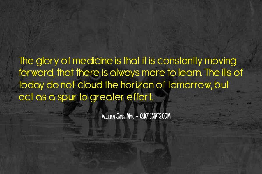William James Mayo Quotes #1066781