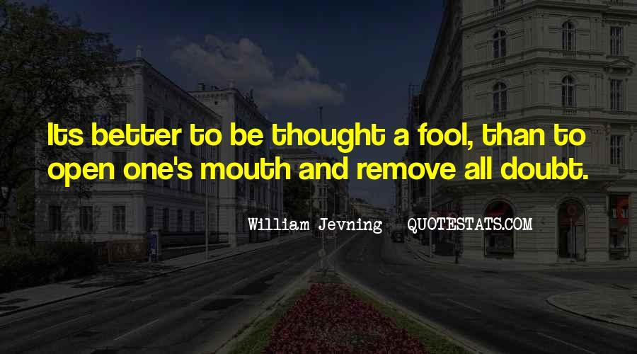 William Jevning Quotes #1790287