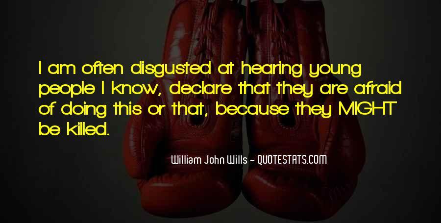 William John Wills Quotes #1083473