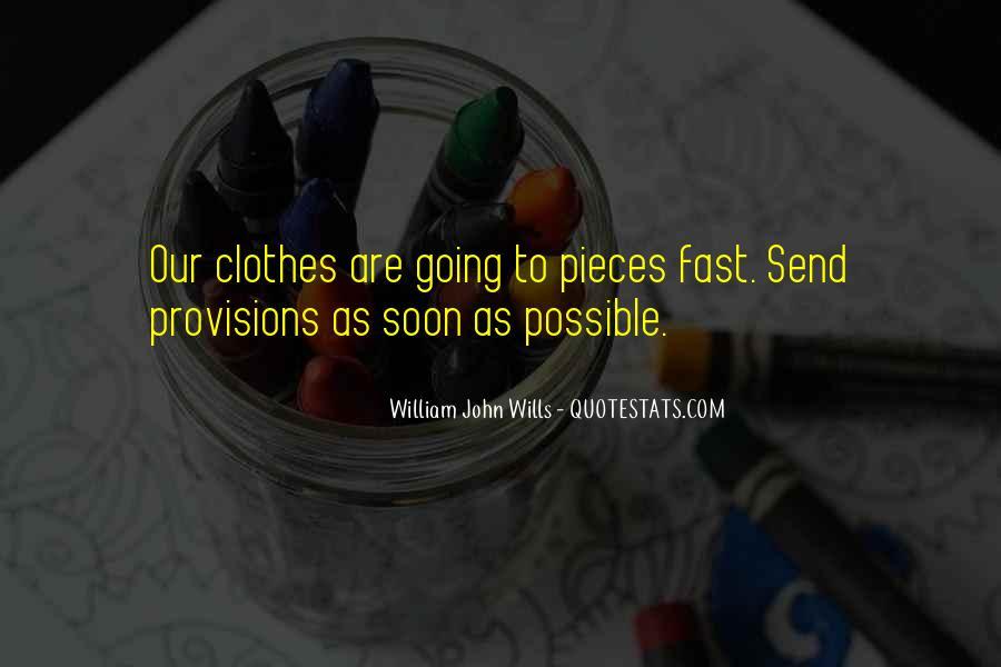 William John Wills Quotes #336317