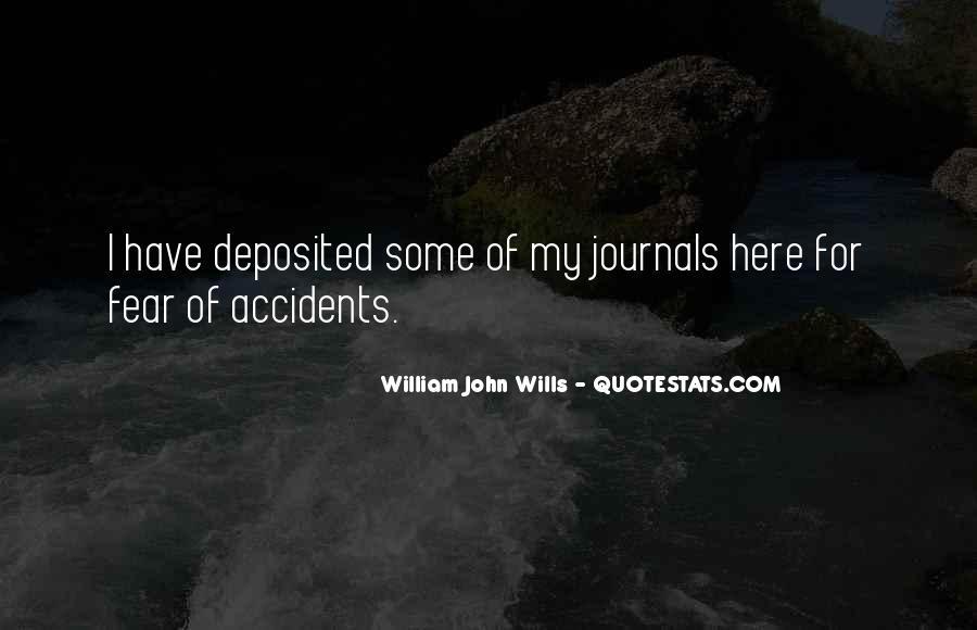 William John Wills Quotes #808900