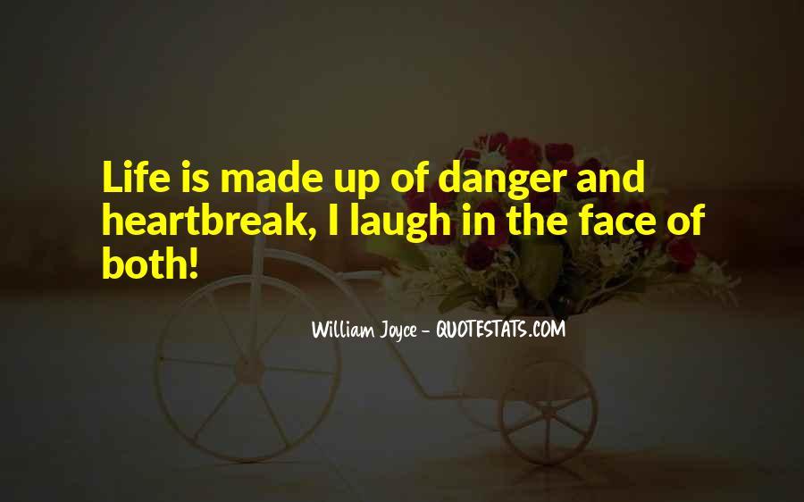 William Joyce Quotes #1119428