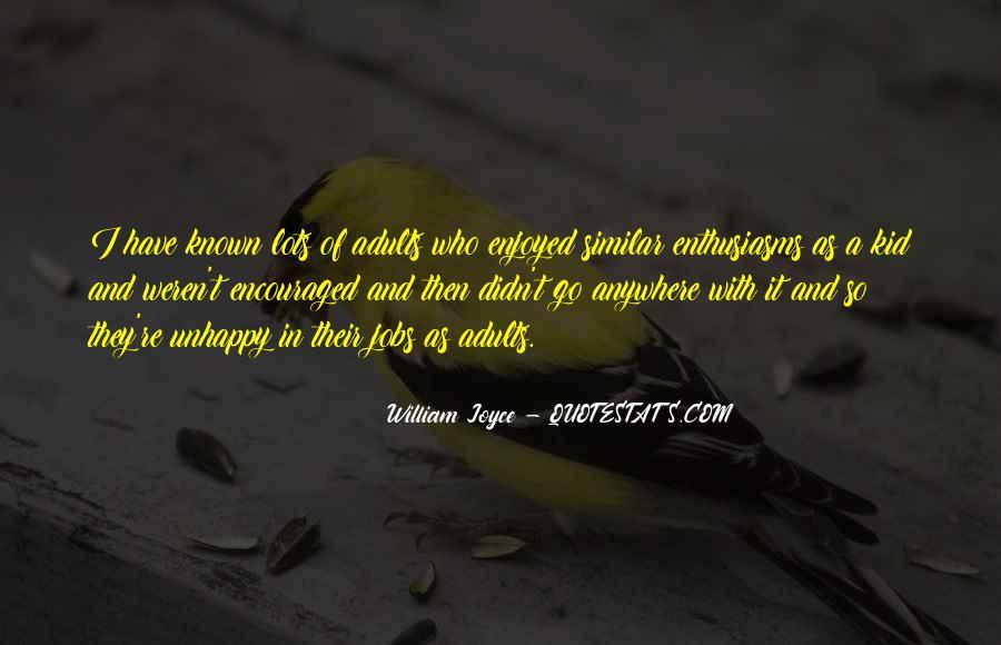 William Joyce Quotes #1318304