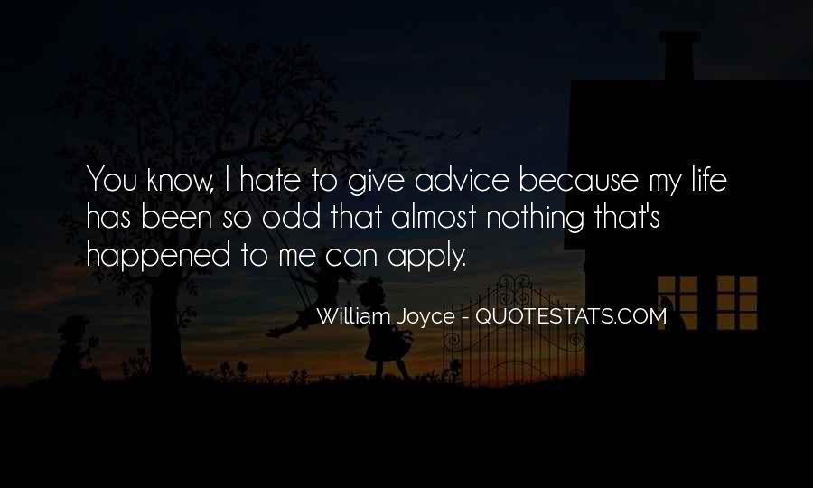 William Joyce Quotes #1494403