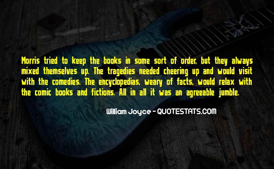 William Joyce Quotes #1501146