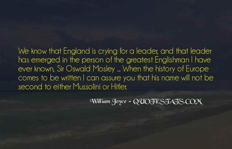 William Joyce Quotes #1501928